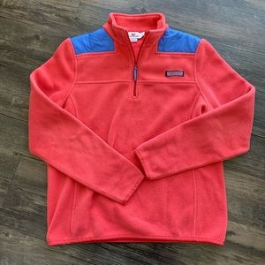 NWOT Vineyard Vines Fleece Shep Pullover